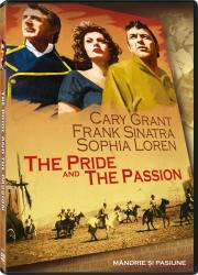 THE PRIDE AND THE PASSION DVD 1957