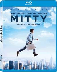 The Secret Life of Walter Mitty BluRay 2013 Filme BluRay