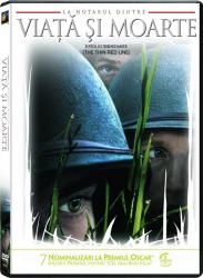 THE THIN RED LINE DVD 1998