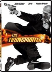 THE TRANSPORTER DVD 2002 Filme DVD