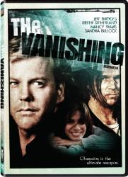 THE VANISHING DVD 1993