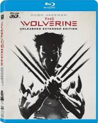 The Wolverine BluRay Combo 3D+2D 2013 Filme BluRay