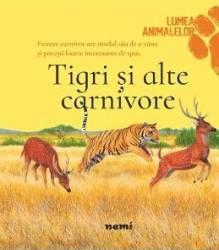 Tigri si alte carnivore - Olivia Brookes