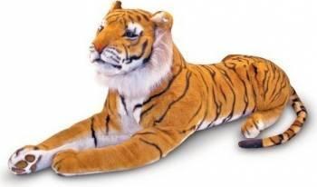 Tigru gigant din plus Melissa and Doug Jucarii de Plus