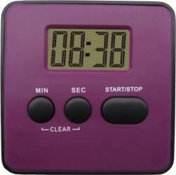 Timer digital pentru bucatarie Koch cu magnet de fixare 11609 Violet Termometre bucatarie