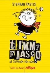 Timmy Fiasco. Ne intalnim din nou - Stephan Pastis