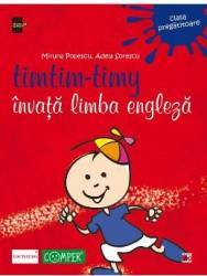 Timtim-Timy invata limba engleza clasa pregatitoare - Miruna Popescu