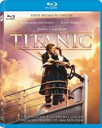 Titanic Restored - 2 discs BluRay 1997 Filme BluRay