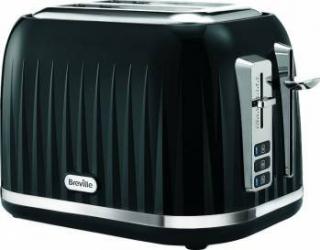 Toaster Breville Style VTT756X Black Prajitoare