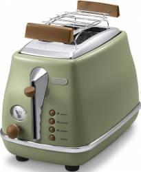 Toaster DeLonghi CTOV 2103.GR Vintage Verde Prajitoare