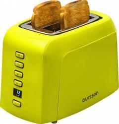 Prajitor de paine Oursson TO2145D 800W 2 felii 7 nivele de putere Verde Prajitoare