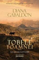 Tobele toamnei vol. 2. Seria Outlander - Diana Gabaldon - PRECOMANDA