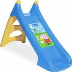 Tobogan copii Smoby XS 820609 Peppa Pig cu sistem de apa Jucarii de exterior