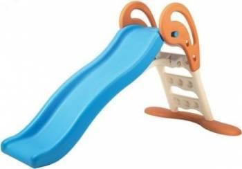 Tobogan pentru copii Grown Up Big Slide pliabil cu suprafata valurita Jucarii de exterior
