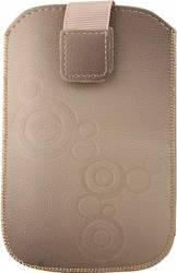Toc Lux Samsung Galaxy S2/S Bej Huse Telefoane