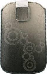 Toc Lux Samsung Galaxy S2/S Gri Huse Telefoane