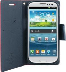 Toc My-Fancy Samsung Galaxy S3 i19300 Rosu cu albastru