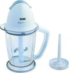 Tocator Zass ZCH02 400W 1.5L Lame Inox Alb Blendere si Tocatoare