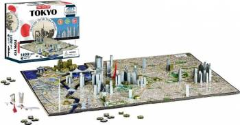 TOKYO Puzzle 4D Cityscape Jucarii Interactive