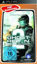 Tom Clancys Ghost Recon Advanced Warfighter 2 Essentials PSP Jocuri