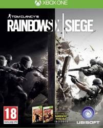 Tom Clancys Rainbow Six Siege - Xbox One Jocuri