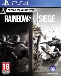 Tom Clancys Rainbow Six Siege PS4 Jocuri
