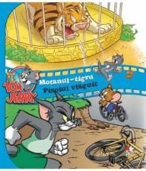 Tom si Jerry - Motanul-tigru. Pisoiul vlaguit