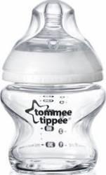 Tommee Tippee - Biberon Closer to Nature 150 ml din sticla Biberoane, tetine si accesorii