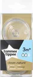 Tommee Tippee - Tetina Cu Flux Mediu x 2 buc Biberoane, tetine si accesorii