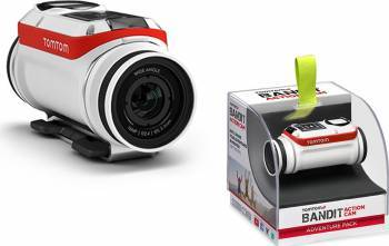 Tomtom Bandit Action Cam Adventure Pack Camere Video Auto