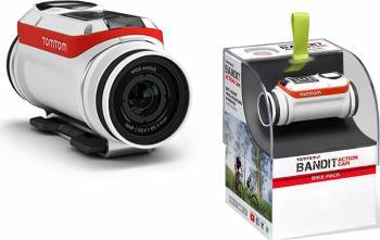 Tomtom Bandit Action Cam Bike Pack Camere Video Auto