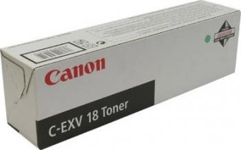 Toner Canon C-EXV18 IR1018 IR1022 8400 pag. Consumabile Copiatoare