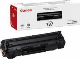 Toner Canon CRG-737 Black Cartuse Tonere Diverse