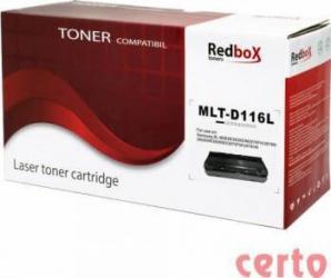 Toner Redbox MLT-D116L Compatibil Samsung SL-M2675F 3000 pag Cartuse Tonere Diverse