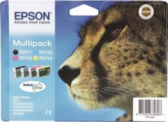 Cartus Epson SDX4400 CMYK Multipack