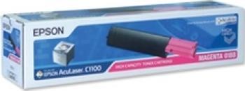 Toner Epson Magenta Aculaser C1100 CX11N series High Capacity