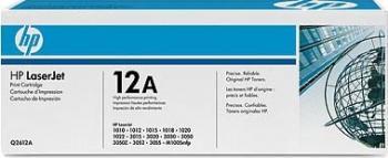 Toner HP 12A Negru Dual Pack 2x2000 pag Cartuse Tonere Diverse