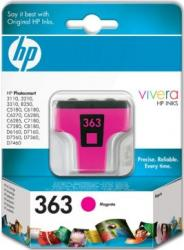 Cartus HP 363 Magenta Ink Cartridge with Vivera Ink Cartuse Tonere Diverse