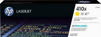 Toner HP 410X Yellow 5000 pag LaserJet Pro M452 MFP M477 Cartuse Tonere Diverse