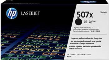Toner HP 507X Negru 11000 pag Cartuse Tonere Diverse