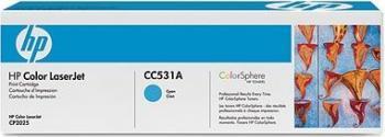 Toner HP Cyan CP2025 CM2320 2800 pag. Cartuse Tonere Diverse
