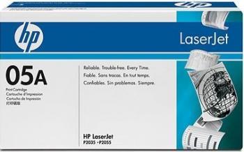 Toner HP LaserJet CE505A Negru P2035 P2055d P2055dn