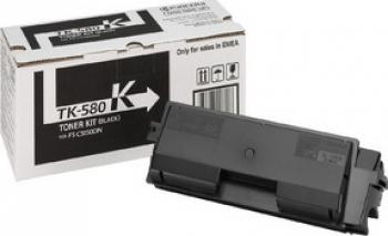 Toner Kyocera Mita TK-580 Negru FS-C5150DN 3500 pag Cartuse Tonere Diverse