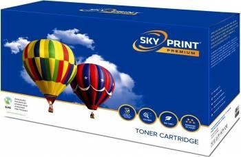 Toner Sky Print compatibil HP Canon  2100 pag Negru  Cartuse Tonere Diverse