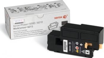 Toner Xerox 6000 6010 6015 Negru 2000 Pag Bonus Hartie Copiator A4 Xerox