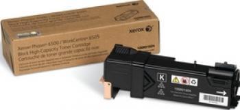 Toner Xerox Phaser 6500 WorkCentre 6505 Negru 3000 pag Cartuse Tonere Diverse