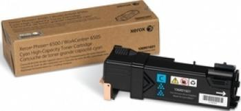 Toner Xerox Phaser 6500 WorkCentre 6505 Cyan 2500 pag