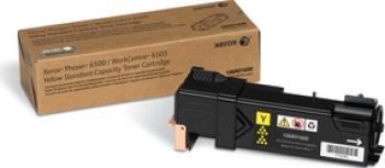 Toner Xerox 6500 6505 Galben 1000 Pag Bonus Hartie Copiator A4 Xerox