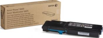 Toner XeroX Phaser 6600 WorkCentre 6605 Cyan 6000 pag