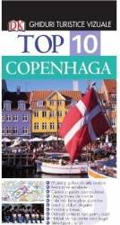 Top 10 Copenhaga - Ghiduri turistice vizuale Carti